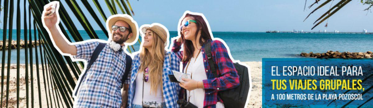 Hacemos diferentes tus viajes grupales o excursiones a Coveñas