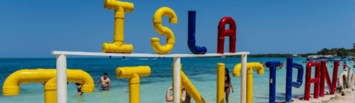 Islas de San Bernardo: Tintipan y Mucura