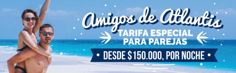 Vacaciones Pareja Covenas 150000 2019